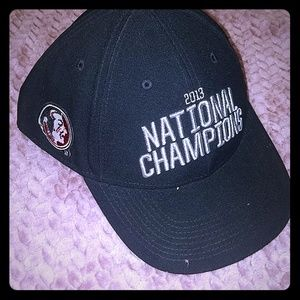 2013 National Champions Hat